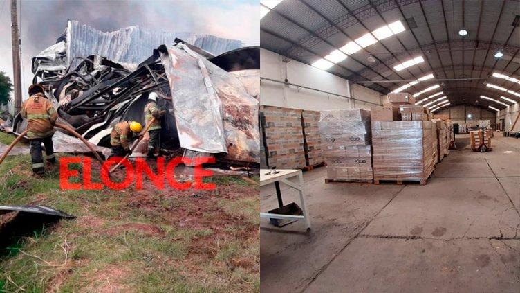 Resurgir de las cenizas: Tras el incendio, Celeste y Blanca se reconstruye