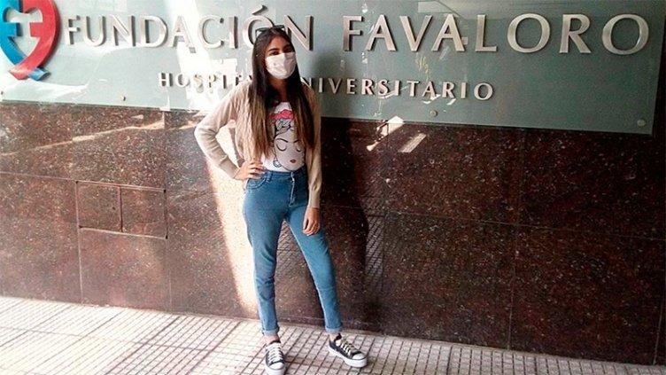 Dieron el alta a joven entrerriana que recibió un segundo trasplante bipulmonar