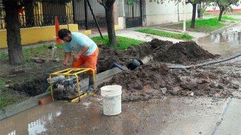 En una semana, se repararon cerca de 100 conexiones de agua potable