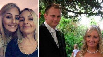 Se casó, a los dos meses huyó con su suegra y tuvieron un hijo