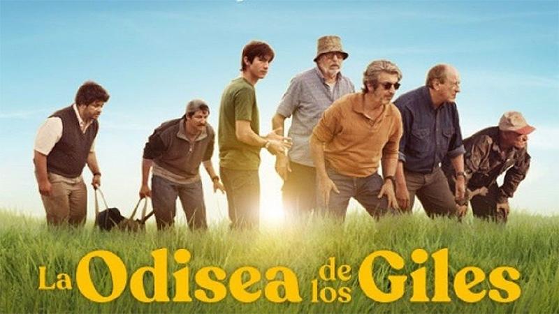 """El ciclo se inicia este domingo 26 con el film """"La odisea de los giles"""""""