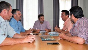 Sidecreer planifica acciones junto a la Secretaría de Turismo de la Provincia