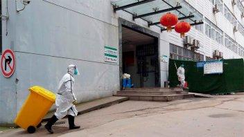 China construirá en 10 días un hospital para los afectados por coronavirus
