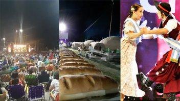Nuestras Fiestas:Elonce transmitirá desde Concepción, Sauce de Luna y Corrientes