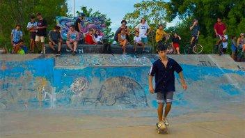 Deporte, Música y Arte Urbano en el Skatepark