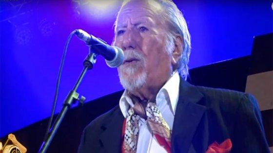 A los 88 años, el entrerriano Víctor Velázquez fue ovacionado de pie en Cosquín