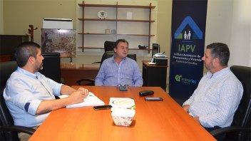 Sidecreer y el IAPV proyectan trabajar articuladamente