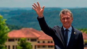 Macri trabajará para la FIFA pero no se irá de la Argentina