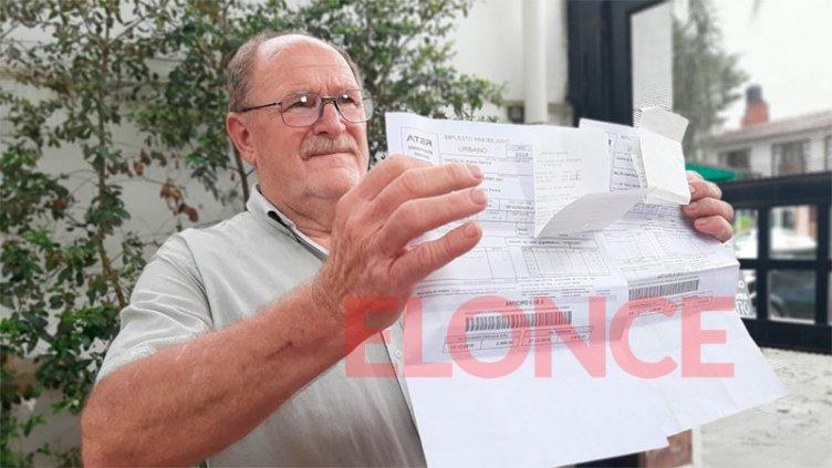 Alertó que pagó dos veces un impuesto porque le llegaron