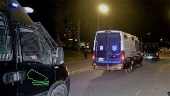 Trasladaron a la cárcel a los rugbiers acusados por el crimen en Villa Gesell