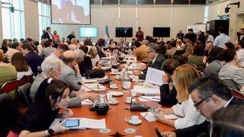 Avanza el proyecto sobre deuda externa: Hoy se aprobaría en Diputados