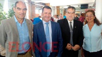 Se presentaron las nuevas autoridades de PAMI seccional Concordia