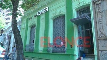 AGMER convocó a un Plenario de Secretarios Generales