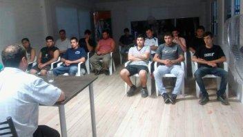 Abrieron inscripciones para ingreso a Bomberos Voluntarios de Villa del Rosario