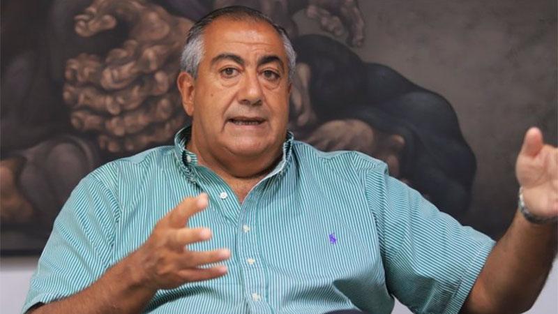 Daer es uno de los dirigentes que participó del encuentro con el FMI