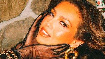 Thalía anunció que trabaja en su segundo disco para niños