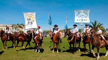 Continúa este viernes la Fiesta Provincial del Caballo de Urdinarrain