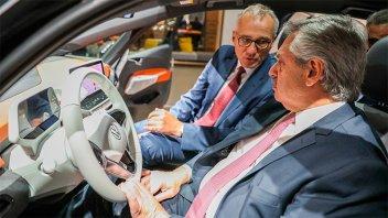 Automotriz alemana promete inversiones por U$S 800 millones en Argentina