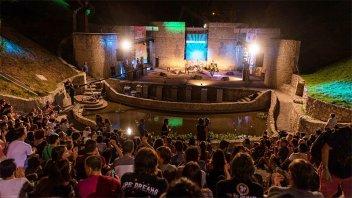 Otro fin de semana con música y cine en el Anfiteatro de Paraná