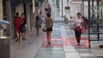 Preocupa la caída en las ventas en el sector comercial de Paraná