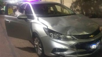 Motociclista sufrió graves heridas tras ser chocado por conductor alcoholizado