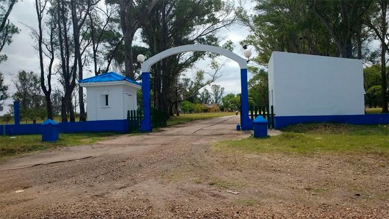 "Hospital Colonia de Salud Mental ""Raúl Camino"" de Federal."