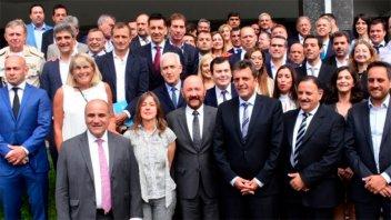 Entre Ríos estuvo presente en la reunión del Consejo de Seguridad Interior
