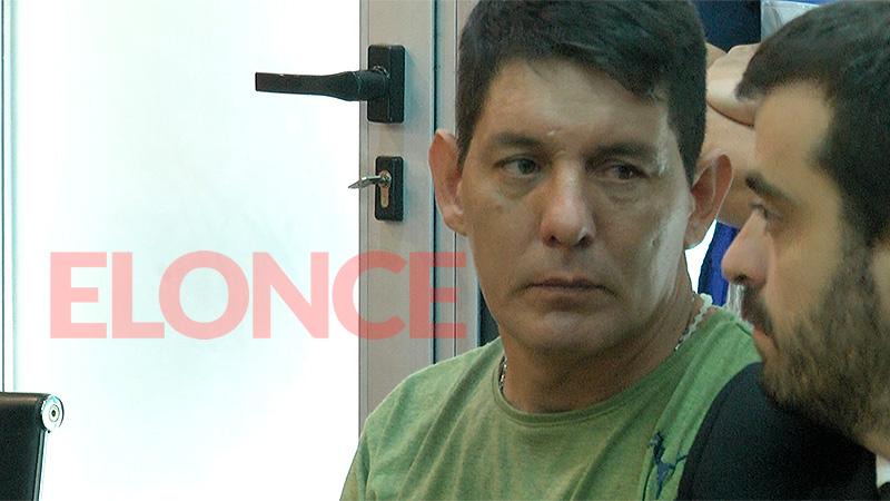 García fue condenado a perpetua por el crimen de Larsen.-