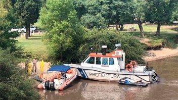 Identificaron el cuerpo del hombre que se arrojó desde un puente en Gualeguaychú