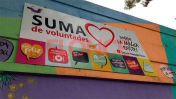 Suma de Voluntades pide donaciones de útiles escolares para comienzo de clases
