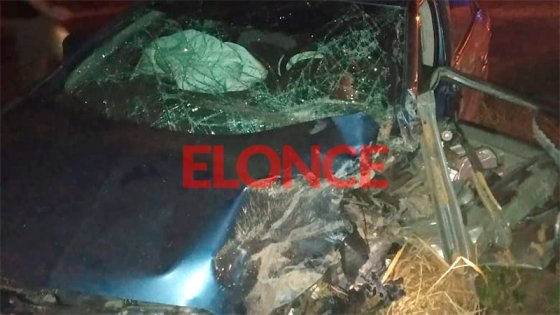 Joven murió tras choque múltiple entre auto, camioneta y camión sobre Ruta 11