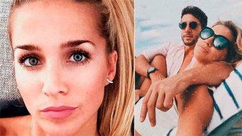 Soledad Fandiño desmintió la versión de romance con Charly Alberti con una foto