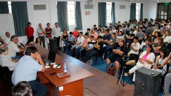 Doscientos jóvenes iniciaron las Carreras de Grado en la UTN Concordia