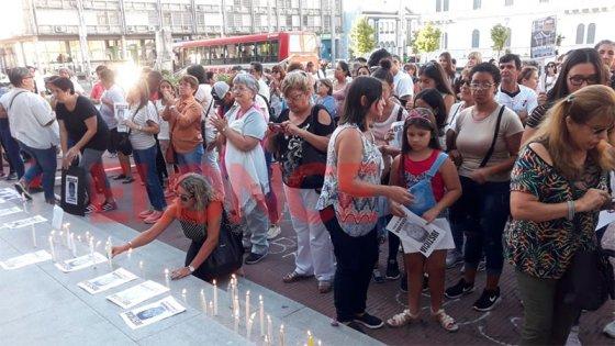 Paraná se sumó a pedido de justicia