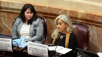 Senadoras buscan anular prisiones preventivas por casos de corrupción