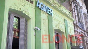 Agmer definió un paro de 72 horas para la próxima semana