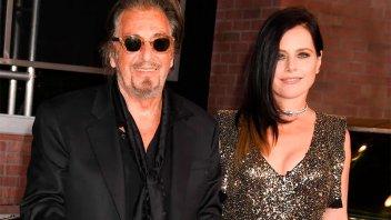 La novia de Al Pacino rompe con el actor por