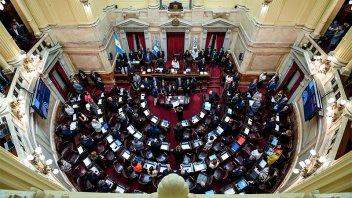 Senado donará monto de pasajes de legisladores a la lucha contra el Covid 19