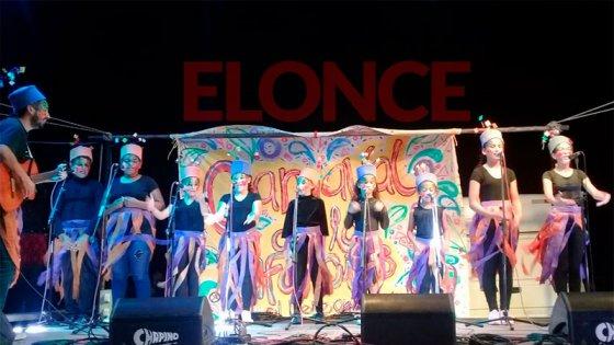 Así se vivió el carnaval infantil en Paraná: comparsas desplegaron ritmo y color