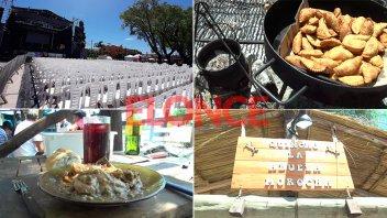 Elonce TV en Feliciano: La plaza une a los fogones, la identidad y la música