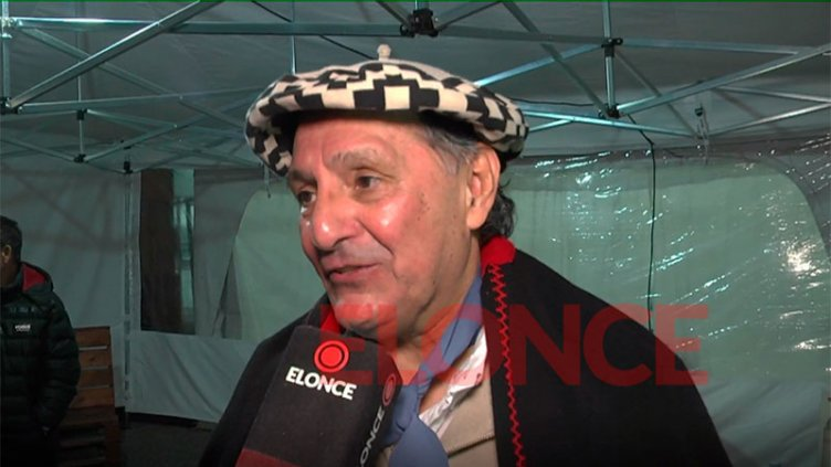 Monchito Merlo en Feliciano: