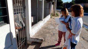 Efectores municipales recorrieron más de 250 manzanas en 26 barrios de Paraná