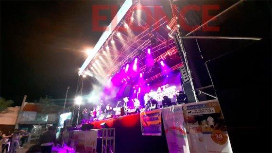 San José de Feliciano vive con éxito la tercera noche de la Fiesta del Ternero