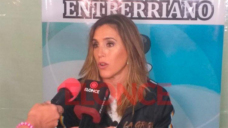 Soledad Pastorutti en Feliciano: