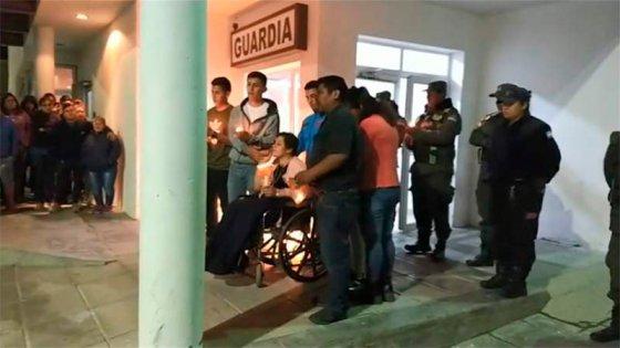 Puerto Deseado: La víctima agradeció el apoyo recibido al salir del hospital
