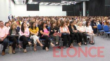Realizaron la tercera Jornada de Educación por la Calidad y la Inclusión