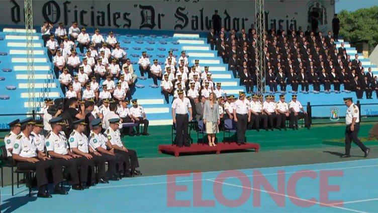 Asumieron las nuevas autoridades de la Plana Mayor de la Policía de Entre Ríos