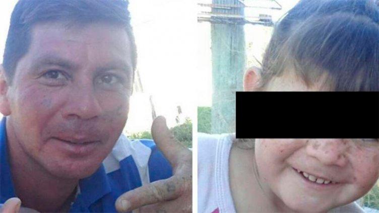 Buscan a un hombre y a su pequeña hija de 4 años en Concepción del Uruguay