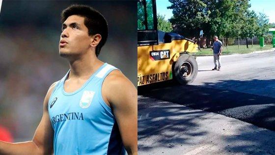 Muerte del atleta Braian Toledo: Cómo fue el fatal accidente en su moto