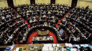 Confirman sesión virtual del jueves en Diputados: siguen dudas sobre el temario